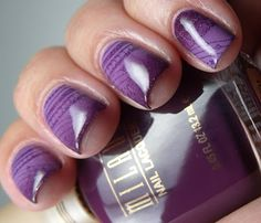 Colores de Carol: Milani Violet Dash and Hipster Plum