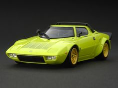 Lancia Stratos a '70 dream
