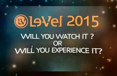 Experience It! Le-Vel Thrive 2015 http:www.Julie.330.Le-Vel.com