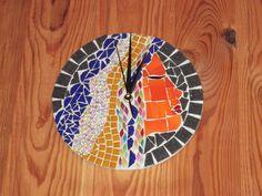 mosaic clok