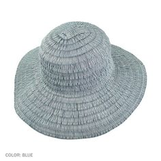 688dbaae212 Hats · sur la tete Ruche Ribbon Floppy Hat