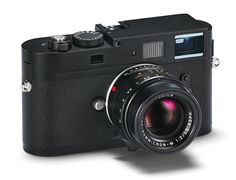 New Leica M Monochrome ... Leica is the only one which can make things like this.