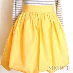 A Bubble Skirt Tutorial - Simple Simon and Company Pleated Skirt Tutorial, Pleated Skirt Pattern, Diy Maxi Skirt, Tutu Tutorial, Diy Dress, Tutu Skirts, Girls Skirt Patterns, Skirt Patterns Sewing, Mariana
