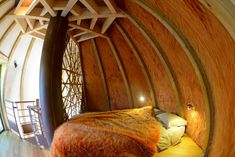 Terragora Lodges-chambre lodge Chrysalide- Hotel insolite près du Puy du Fou