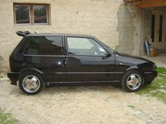 Fiat uno abarth France Vaucluse 84