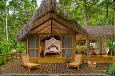 Pacuare Lodge - Rainforest Adventure   Costa Rica Experts