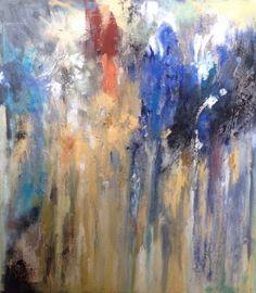 Artist : Sebastián Canovas / Title : Sensación de un Paisaje / Dimensions : 100 x 80 cms / Price : MXN $25,000 / Status : Available / Technique : Oil Paint on Canvas / Year : 2015
