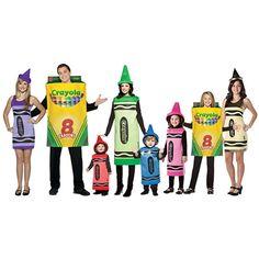 Crayola Costume Collection