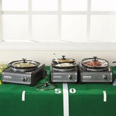 Crock-Pot® Hook Up™ Connectable Entertaining Systems in Charcoal - BedBathandBeyond.com