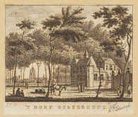 Ets van Oosterhout, 1730 (collectie Regionaal Archief Tilburg)