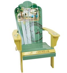 Escape to Margaritaville with the Adirondack Chair: http://beachblissliving.com/adirondack-beach-chairs-a-summer-classic/