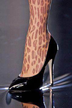 Jean Paul Gaultier Leopard