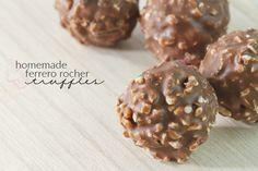 Ferrero Rocher Chocolate Truffles