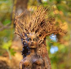 Reserved for Heather Last Payment Lost Dryad and by ShapingSpirit, $200.00
