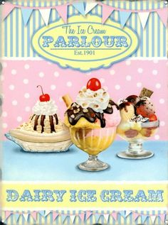 The Ice Cream Parlour - Dairy Delights