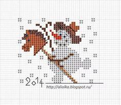 рождество вышивка крестом схемы: 10 тыс изображений найдено в Яндекс.Картинках