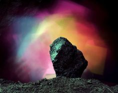 Psychedelic Cave Photos by Brice Bischoff