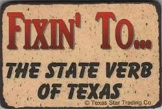 The Lone Star State!