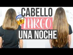 CABELLO LARGO EN 1 SEMANA / 7 DIAS...Funciona? | Eli Garcia - YouTube