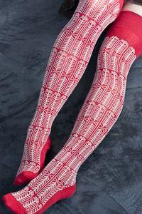 Heidi Over The Knee Socks