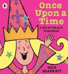 Once Upon a Time...: Amazon.co.uk: Nick Sharratt: Books