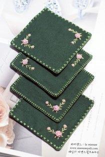 섬네일 Cushion Embroidery, Embroidery Works, Simple Embroidery, Hand Embroidery Stitches, Modern Embroidery, Hand Embroidery Designs, Ribbon Embroidery, Cross Stitch Embroidery, Embroidery Patterns