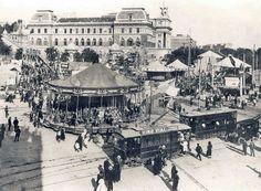 1920, verbena en la