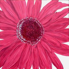 Easy Flowers To Paint For Beginners - D's BLOG