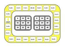 Primary Maths, Primary School, Bingo, Mathematics, Teaching, Activities, Initials, Games, School