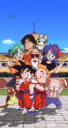 Dragon Ball Gt, Dragonball Z Wallpaper, Dragon Ball Z Iphone Wallpaper, Image Manga, Cartoon Pics, Animes Wallpapers, Free, Anime City, Cartoon Dragon