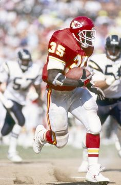 Christian Okoye, The Nigerian Nightmare of the Kansas City Chiefs
