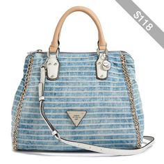 14e851ad2352 AMELLE RETRO SATCHEL Guess Purses