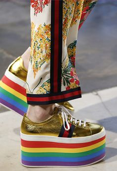 It's all in the details at Gucci Cruise