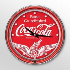 Coca Cola Clock [no link -uploaded image]