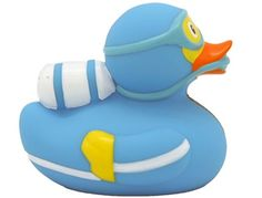Rubber duck diver LILALU