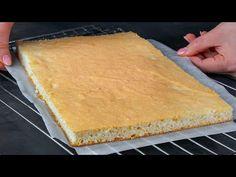 """""""Hókirálynő"""" szelet. Egyszerű, könnyű elkészíteni és csodásan mutat - YouTube Party Desserts, Dessert Party, Queen Cakes, Cake Recipes, Party Recipes, Cake Toppings, Snow Queen, Pastel, Cake Cookies"""