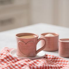Hand Thrown Magnolia Valentine's Mug (The Magnolia Market) Magnolia Farms, Magnolia Market, Magnolia Homes, Valentines Mugs, Valentine Gifts, Valentine Coffee, Silos Baking Co, Chip And Joanna Gaines, Rock Decor
