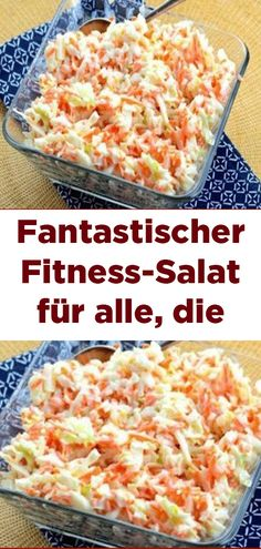 Fantastic fitness salad for those who want to lose weight .-Fantastischer Fitness-Salat für alle, die abnehmen möchten 😍 😍 😍 Fantastic fitness salad for everyone who wants to lose weight 😍 😍 😍 - Feta, Beef Recipes, Salad Recipes, Law Carb, Fruit Plus, Greens Recipe, How To Make Salad, Fruits And Veggies, Main Meals