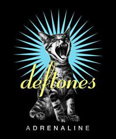 Deftones cat Adrenaline