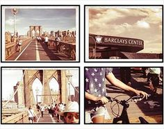 Beyonce bikes across the Brooklyn Bridge for final Barclays Center show - Daily News