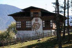 Tongsa, Gangtey et Phobjika - Bhoutan : festivals bhoutanais