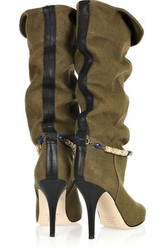 Isabel Marant slouchy Boots.