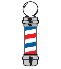 barber shop pole clip art vector clip art online royalty free rh pinterest com barber pole clipart vector