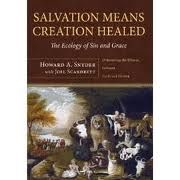 An amazing book that challenges Christians views on creation care.