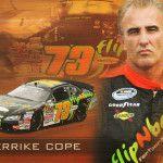 Derrike Cope's Nascar Sprint Cup car Hero Card Derrike Cope, Nascar Sprint Cup, Hero, Baseball Cards, Heroes