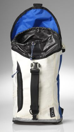 Truce - Small Drop Liner Backpack Made in Oregon $250