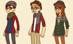 M is for MOXIE.: am I a hipster?