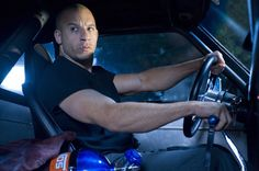 Oh look its Vin Diesel...