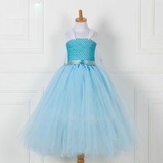 女の子プリンセスシンデレラ衣装手作り夏チュチュドレス祭誕生日パーティードレス子供ハロウィンクリスマス衣装