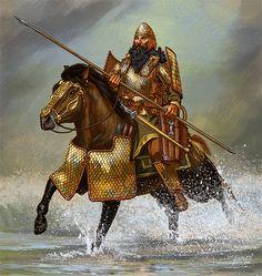 Scythian Chief or King